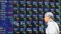 Bursa saham Asia bergerak menguat dengan indeks saham acuan MSCI Asia Pacific naik 0,5% pada Senin pekan ini.