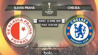 Liga Europa Slavia Praha Vs Chelsea (Bola.com/Adreanus Titus)