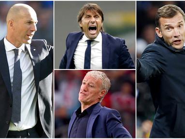 Ada banyak mantan pemain Liga Italia era 1990-2000an yang kini berkarier sebagai pelatih. Berikut enam juru taktik jebolan pentas Serie A yang kini menjadi pelatih top dunia.