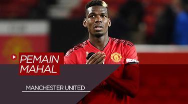 Berita Video Paul Pogba dan 4 Pemain Bergaji Paling Mahal di Manchester United