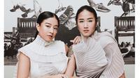Jarang Tersorot, Ini 6 Pesona Kareyca Moeloek Adik Chef Renatta (sumber: Instagram.com/bubblerey)