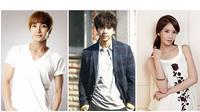 Yoona dan Lee Seung Gi merupakan pasangan idola yang membuat beberapa orang iri. Benarkah mereka jadian berkat Leeteuk?