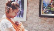 Setelah melahirkan anak pertamanya, Mytha Lestari rajin membagikan pengalamannya di akun media sosial. (Instagram/@mytha_lestari)