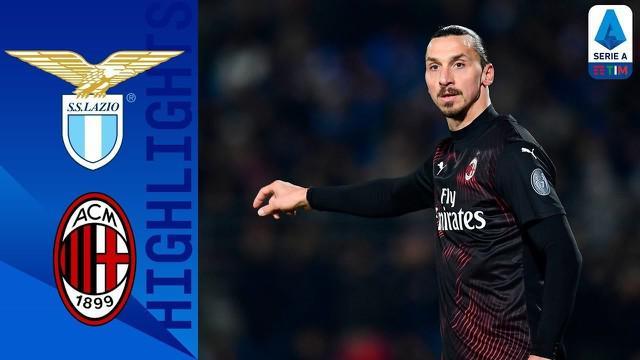 Berita video highlights Serie A 2019-2020 antara Lazio melawan AC Milan yang berakhir dengan skor 0-3, Minggu (5/7/2020) dini hari WIB.