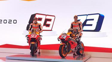 Marc Marquez, Honda