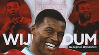 Liverpool - IlustrasiGeorginio Wijnaldum (Bola.com/Adreanus Titus)