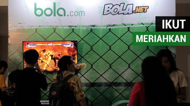 Berita video Bola.com dan Bola.net ikut memeriahkan One Championship: Eternal Glory di Istora Senayan, Jakarta, Sabtu (19/1/2019).