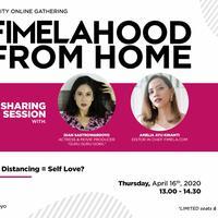 Kali ini Fimelahood From Home, kelas online Fimela.com bakalan menghadirkan aktris cantik Dian Sastrowardoyo.