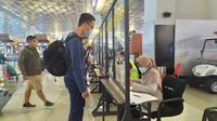 Penerapan Protokol Kesehatan di Kawasan Bandara dan Maskapai Penerbangan