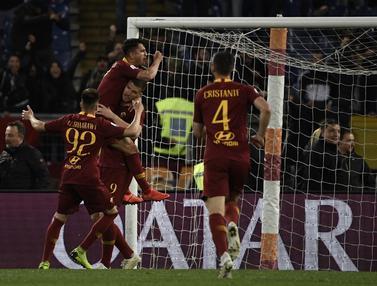 AS Roma Bungkam Perlawanan Juventus