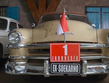 Ini Mobil Bersejarah yang Dikendarai Para Pejuang Indonesia