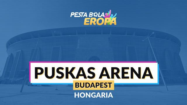 Berita video profil Puskas Arena, stadion kebanggaan warga Hongaria sebagai bentuk penghormatan ke legenda sepak bola mereka, Ferenc Puskas.