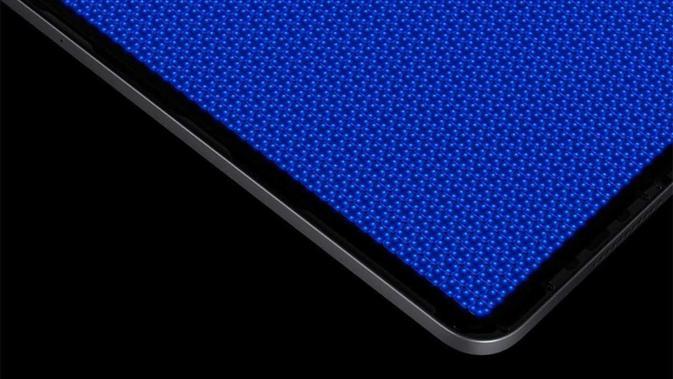 Apple bakal rilis iPad Pro dan MacBook Air dengan layar panel mini LED. (Doc: Gizchina)