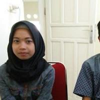 Sepasang remaja SMP ini menikah diusia yang masih sangat belia. (Sumber Foto: Facebook)