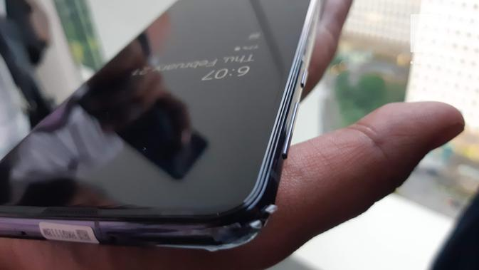 Handson Galaxy S10e di Jakarta (Liputan6.com/ Agustin Setyo W)