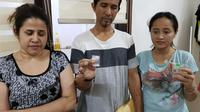 Anak Elvy Sukaesih ditangkap karena kasus narkoba. (istimewa)