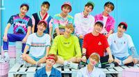 Wanna One berhasil mengungguli empat grup idol lainnya seperti BigBang, MAMAMOO, GOT, dan NCT 127. (Foto: Soompi.com)