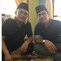 Andre Taulany dan Sule. (Instagram/andreastaulany)