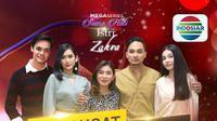 Semangat Senin Indosiar digelar live streaming di Vidio, episode ke-11 Senin (10/5/2021) pukul 16.00 WIB menampilkan pemain Suara Hati Istri Zahra, liv streaming di Vidio