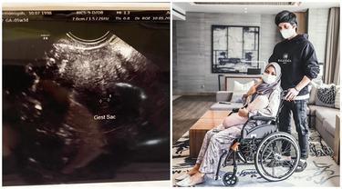 Aurel Keguguran, Ini 6 Momen Atta Halilintar Setia Dampingi Istri Selama Hamil