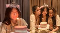 Momen Ulang Tahun Cassandra Lee yang Ke-20, Dirayakan Bersama Sahabat. (Sumber: Instagram/cassandraslee)