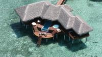 Destinasi wisata dengan sensasi liburan di dua tempat sekaligus. (Foto: Dok. Booking.com)