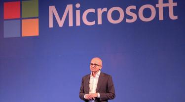 Tiba di Jakarta, Ini Pesan Bos Microsoft Buat Developer Indonesia