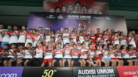 55 Atlet Cilik Masuk Karantina PB Djarum (Liputan6.com)