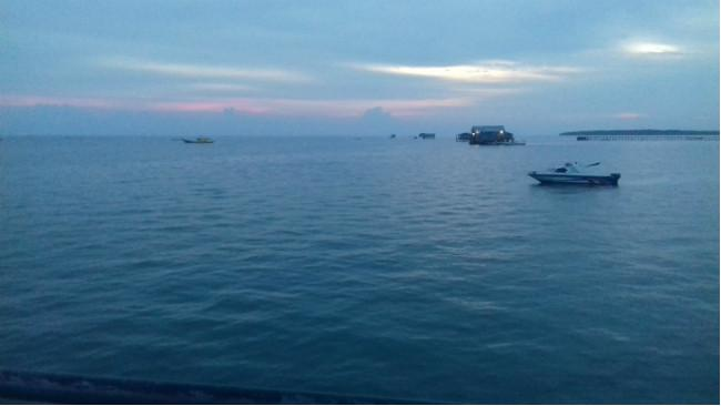 Pelabuhan Tanjung Batu, Berau, Kalimantan Timur. (Liputan6.com/Ramdania El Hida)