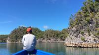 Salah satu spot Raja Ampat. (KabarPapua.co / Katharina)