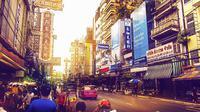 Ilustrasi Tempat Wisata di Bangkok (sumber: unsplash)