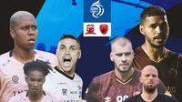 BRI Liga 1 - Duel Antarlini - Madura United Vs PSM Makassar (Bola.com/Adreanus Titus)