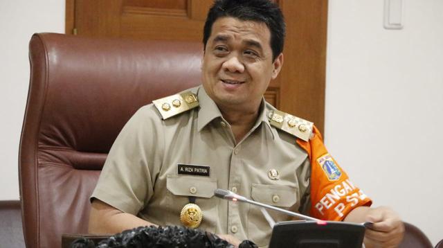 Wakil Gubernur DKI Jakarta Ahmad Riza Patria. (Ist)