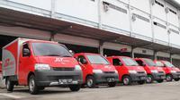 J&T Express, perusahaan pengiriman yang tengah berkembang saat ini, memiliki mesin baru di gateway (pusat sortir) Jakarta.