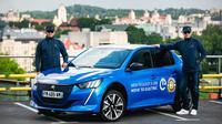 Begini Cara Peugeot Kenalkan Mobil Listrik (Ist)