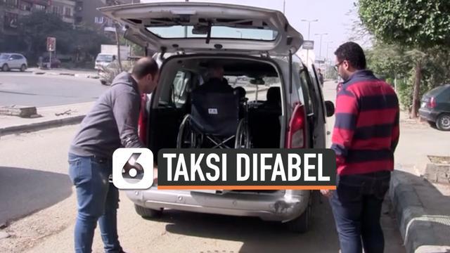 vertical taksi difabel