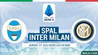 Serie A - SPAL Vs Inter Milan (Bola.com/Adreanus Titus)