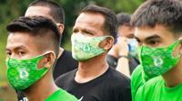 Seluruh kegiatan PSMS Medan dihentikan sampai 20 Juli 2021 seiring pemberlakukan PPKM Darurat di Medan. (Instagram/@official_psmsmedan)