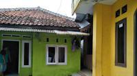 lokasi penangkapan terduga teroris di Leuwiliang, Bogor (Liputan6.com/Achmad Sudarno)