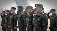 Kangin `Super Junior` dan personel BOYFRIEND telah menyiapkan diri lahir dan batin mengikuti wajib militer.