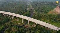 Jembatan Tuntang, Tol Bawen-Salatiga (Foto:Dok Kementerian PUPR)