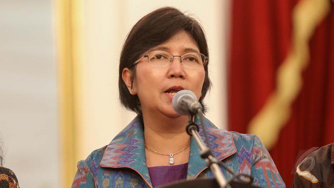Sah Destry Damayanti Jadi Deputi Gubernur Senior BI