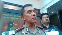 Kapolrestabes Bandung Kombes Pol. Irman Sugema. (Huyogo Simbolon)
