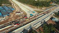 Proyek Jalan Tol Padang-Sicincin (dok: Hutama Karya)