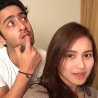 Ayu Ting Ting dan Shaheer Sheikh (Instagram/@ayutingting92)