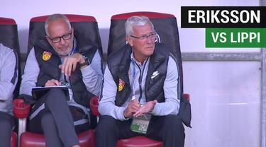 Berita video highlights Piala Asia 2019 antara Filipina, yang ditangani pelatih berkelas Sven-Goran Eriksson, melawan China, yang dilatih Marcello Lippi, berakhir dengan skor 0-3, Jumat (11/1/2019).