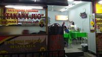 Sate Padang Takana Juo di Benhil, Jakarta Pusat. (Liputan6.com/Henry)