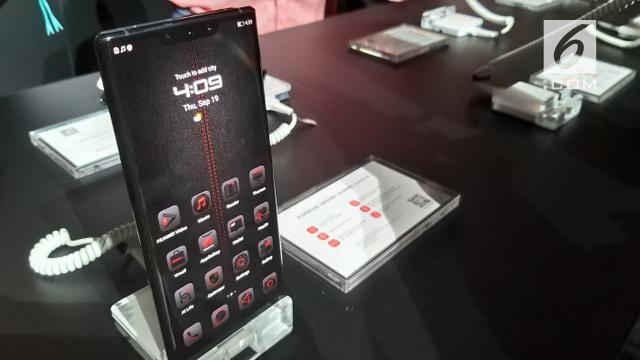 Huawei Mate 30 RS Edisi Terbatas
