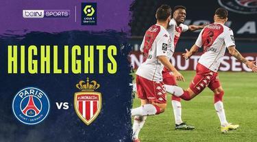 Berita video Kylian Mbappe tampil tidak optimal, PSG dikalahkan AS Monaco 0-2, Senin (22/2/21).