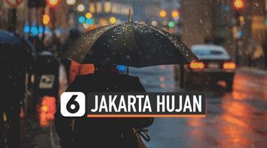 BMKG merilis hasil prakiraan cuaca DKI Jakarta dan sekitarnya hari ini. Jakarta diprediksi bakal diguyur hujan lebat mulai dari siang hari. Hujan diprakirakan turun dengan intensitas lebat.